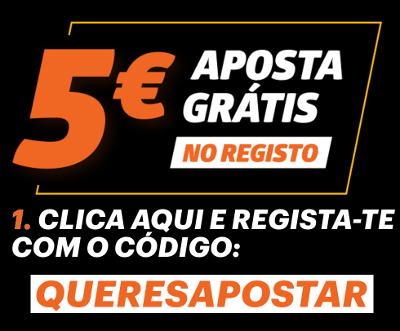 BETANO OFERTA 5€ GRÁTIS
