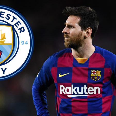 Manchester City faz proposta irrecusável por Lionel Messi