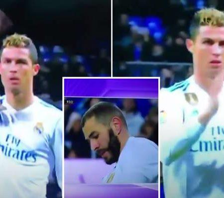 Vídeo de Cristiano Ronaldo mostra o que é verdadeira liderança