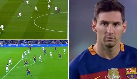Vídeo dos melhores passes de Leo Messi provam que ele é um dos melhores de sempre na criação de jogadas perigosas