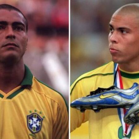 Os 10 melhores avançados de todos os tempos foram nomeados. Um deles é português e não é o Ronaldo…