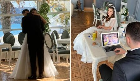 Noivo leva o portátil para jogar Football Manager no dia do seu casamento