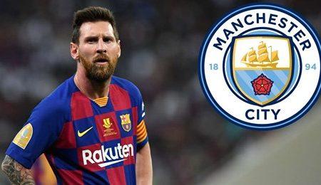 O Manchester City ainda está confiante de que vai contratar Lionel Messi no próximo verão