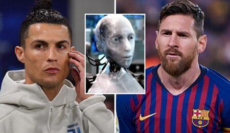 Um supercomputador decidiu quem é o melhor: Messi ou Ronaldo?