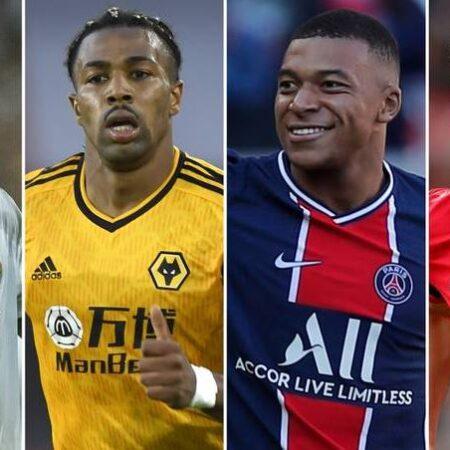 FIFA 21: Os jogadores mais rápidos do jogo foram revelados e há 3 portugueses no TOP 20