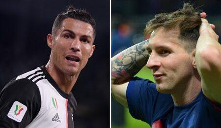 Lionel Messi e Cristiano Ronaldo nomeiam o adversário mais complicado que já enfrentaram