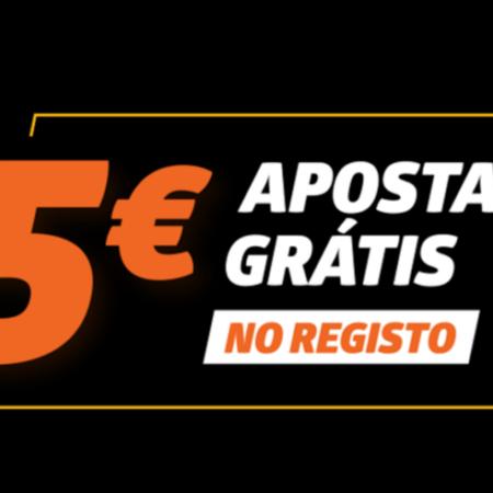 Oferta Betano: Aposta Grátis de 5€ no Registo e sem Depósito!