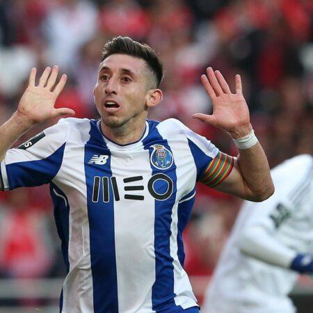 Herrera a caminho do Porto?