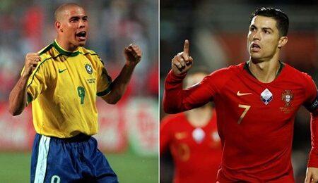 Ronaldo vs. Cristiano Ronaldo: 10 razões pelas quais um é melhor do que o outro