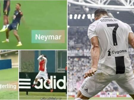 Vídeo mostra toda a influência e impacto de Cristiano Ronaldo no mundo do futebol