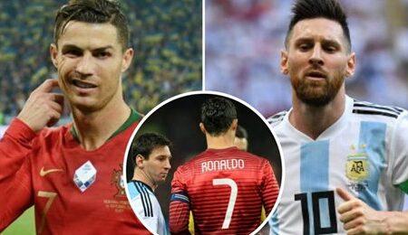 """Análise de adepto no Twitter """"prova"""" o porquê de Messi ser melhor do que Cristiano Ronaldo na respetiva seleção"""