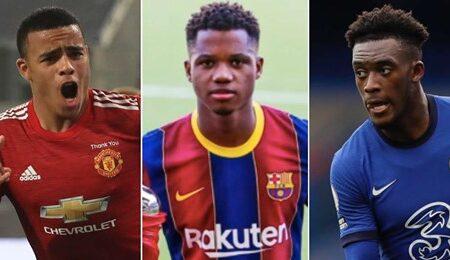 Conhece os jovens mais valiosos do mundo do futebol
