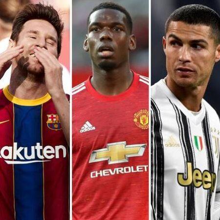 Eis os 50 melhores futebolistas da atualidade, de acordo com o Football Manager 2021