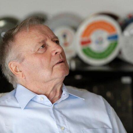 Jozef Venglos, antigo treinador do Sporting, perdeu a vida na passada terça-feira