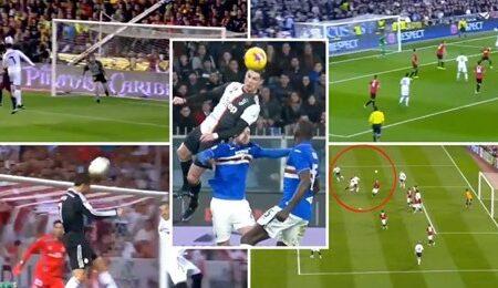 Compilação de Cristiano Ronaldo mostra que nunca nenhum jogador irá estar ao seu nível no que toca ao jogo de cabeça