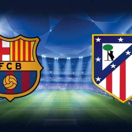 Barcelona – Atlético de Madrid, Prognostico