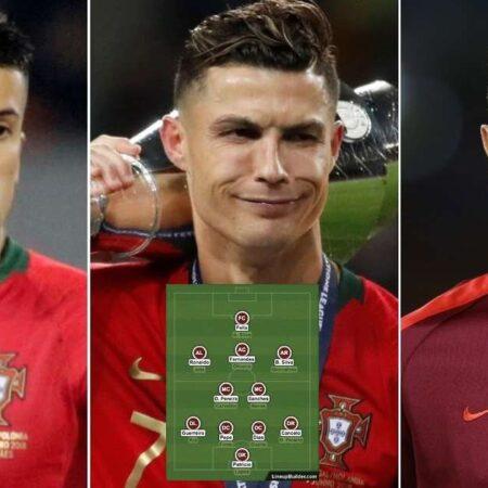 A profundidade da seleção de Portugal é a prova de que eles estão prontos para dominar no EURO 2020