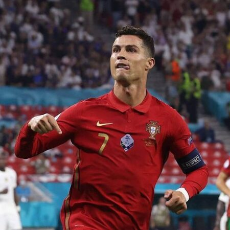 A enorme lista de recordes (44) que Cristiano Ronaldo detém